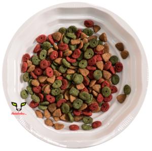 מגה בון מיקס מזון לחתולים