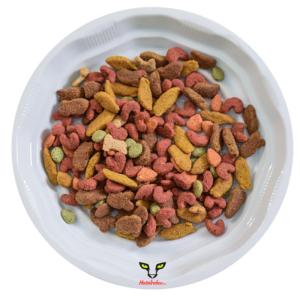 ברקיז אפיניטי מזון לחתולים בטעם טונה וסלמון